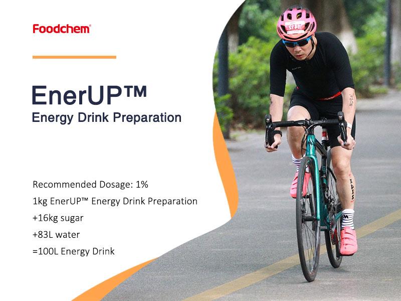 EnerUP™ Energy Drink Preparation