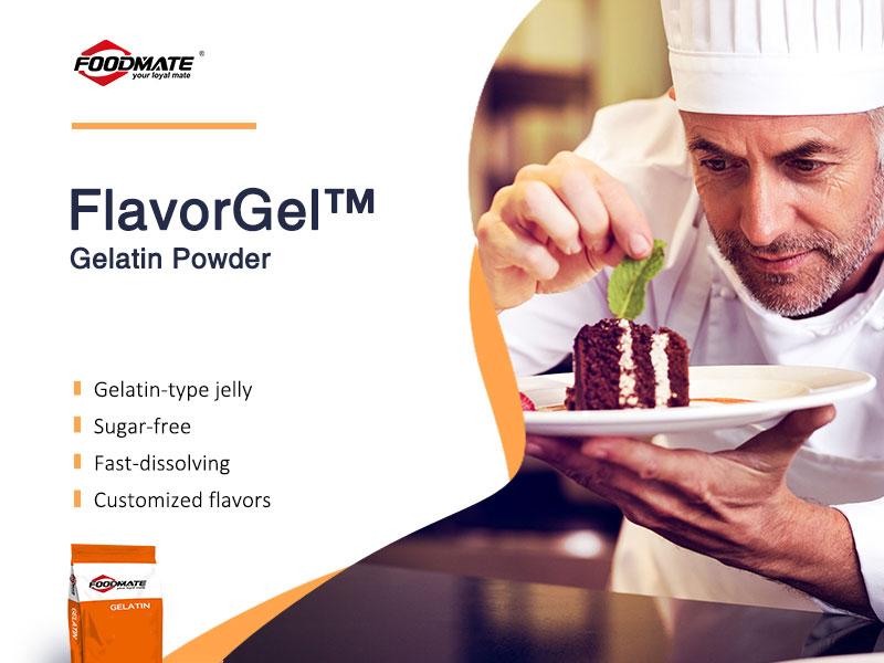FlavorGel™ Gelatin Powder
