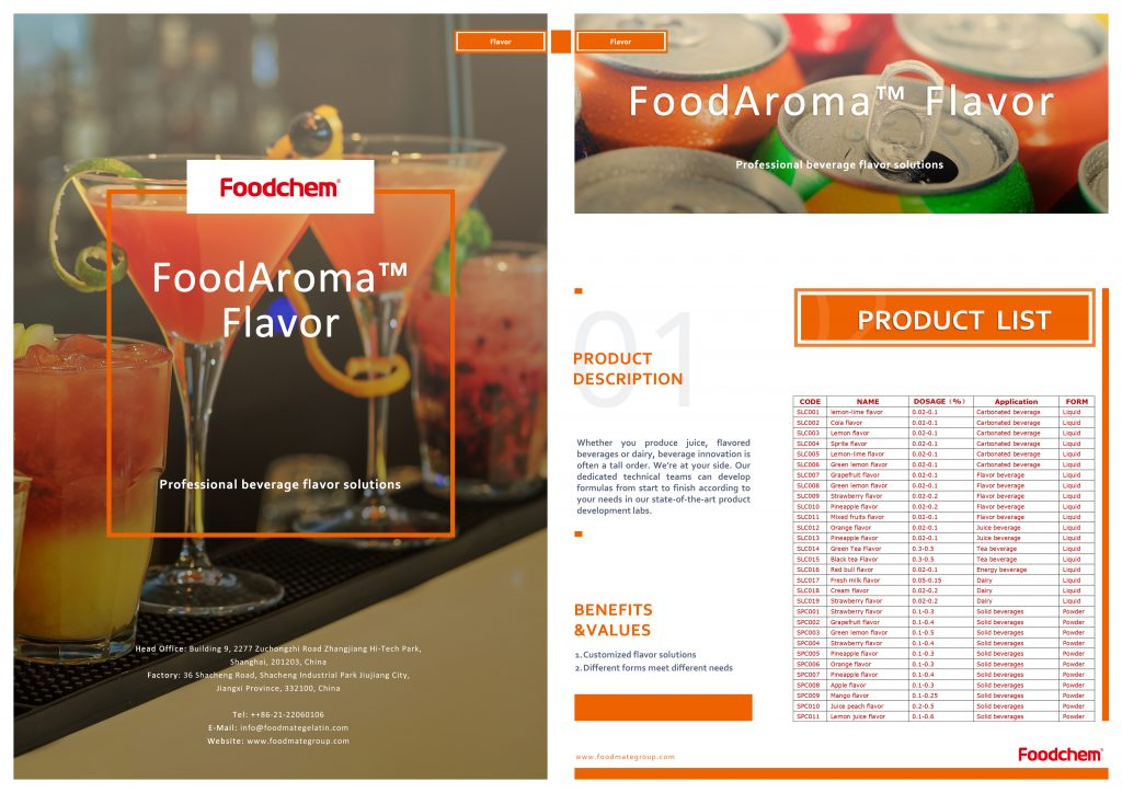 Foodaroma™-Flavor